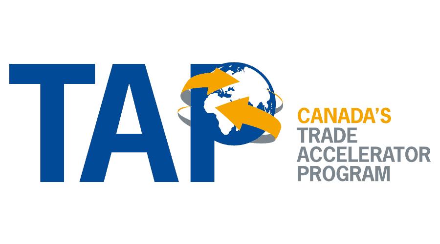Canada's Trade Accelerator Program (TAP) Logo Vector