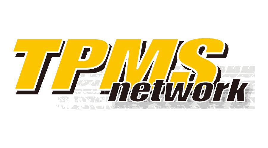 TPMS Network Logo Vector