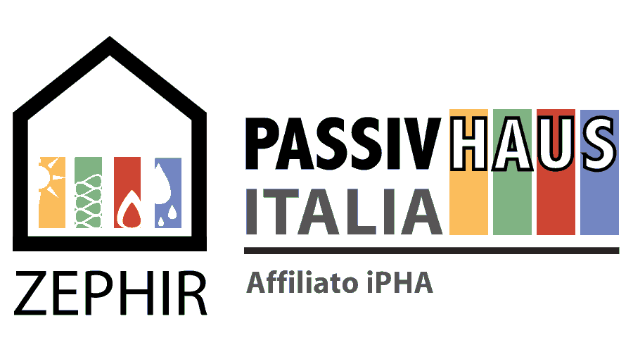 ZEPHIR PASSIVHAUS Italia Logo Vector