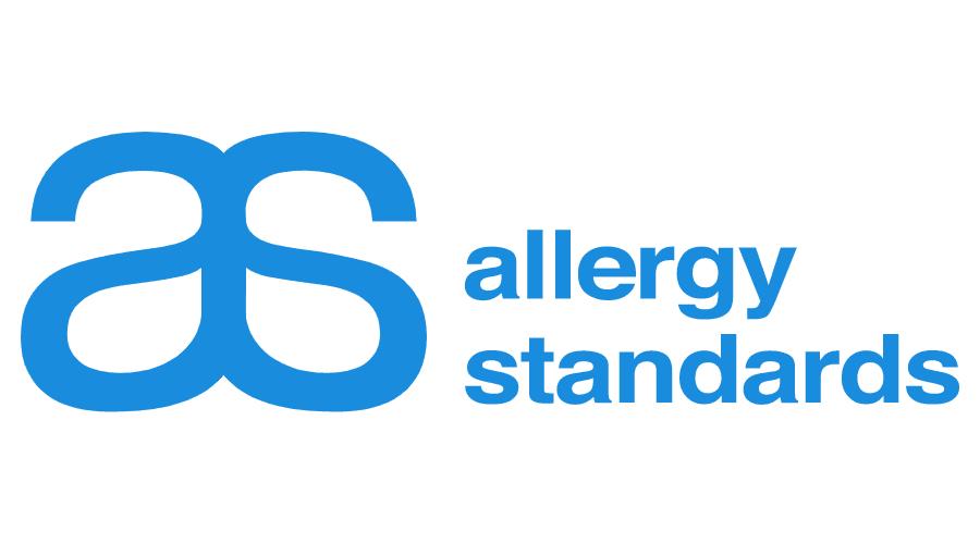 Allergy Standards Ltd Logo Vector