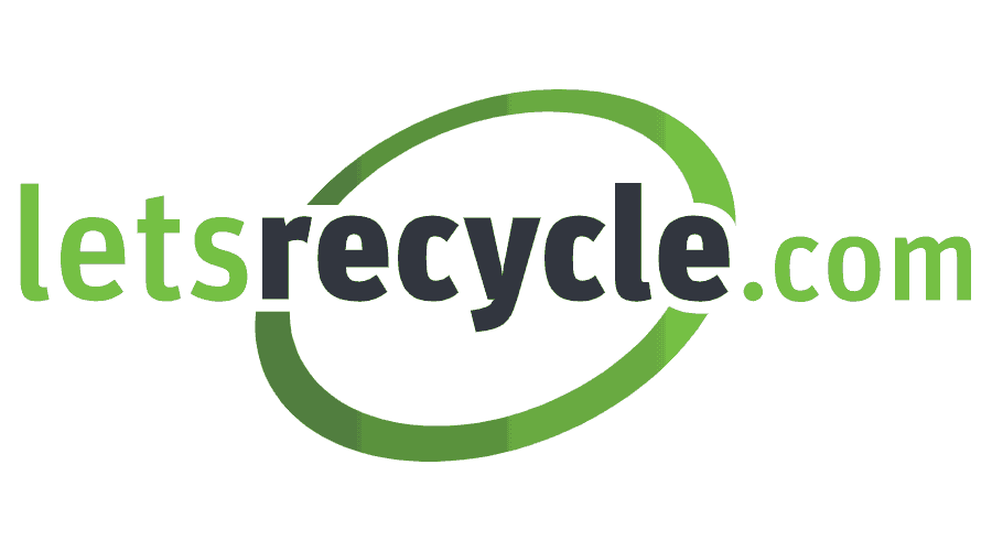 Letsrecycle.com Logo Vector