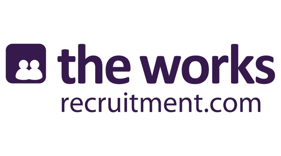 The Works Recruitment Logo Vector