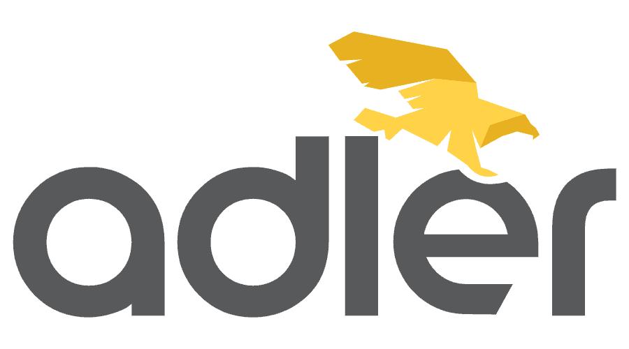 Adler Paper Logo Vector