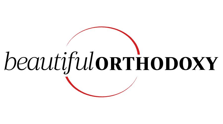 Beautiful Orthodoxy Logo Vector