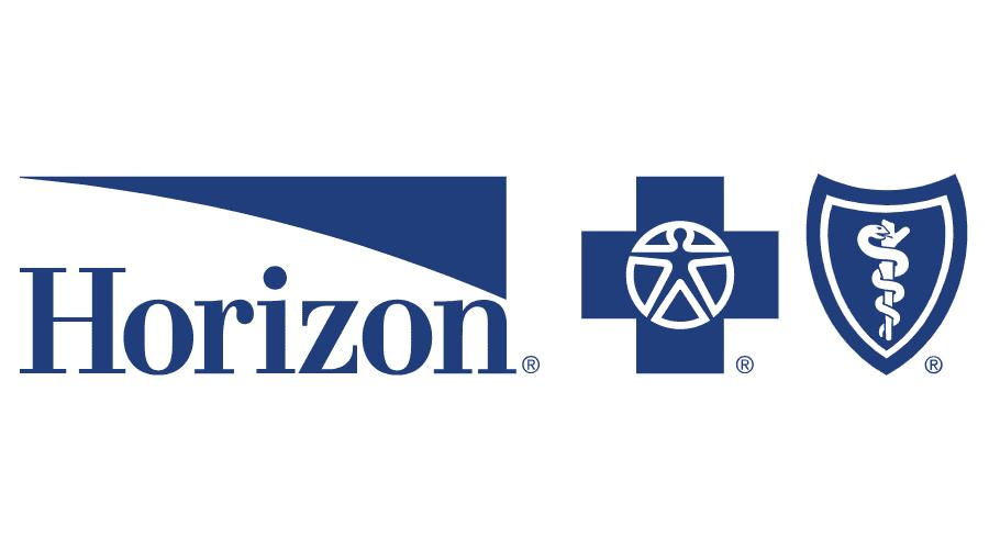 Horizon Blue Cross Blue Shield of New Jersey Logo Vector
