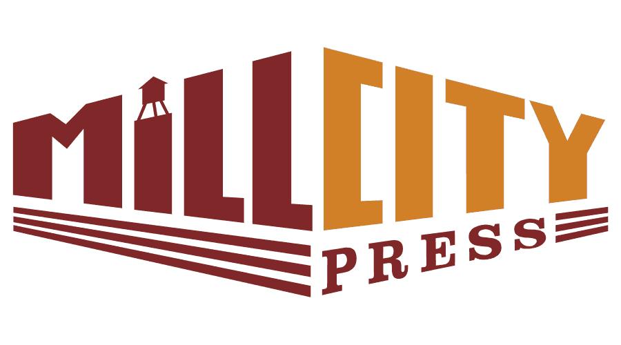 Mill City Press Logo Vector