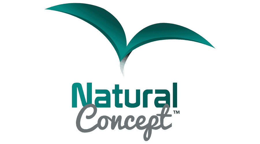 Natural Concept by Grimaud Logo Vector