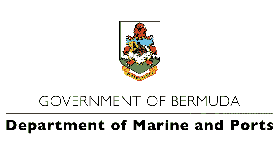 Government of Bermuda Department of Marine and Ports Services Logo Vector