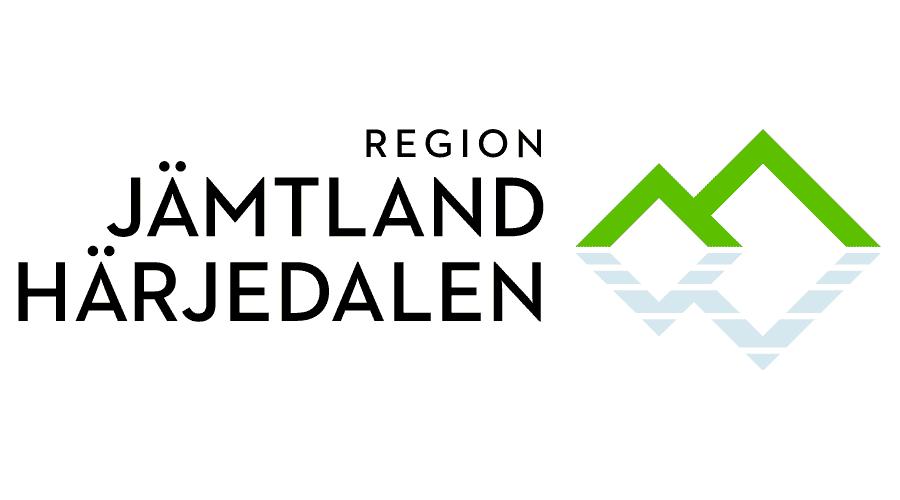 Region Jämtland Härjedalen Logo Vector
