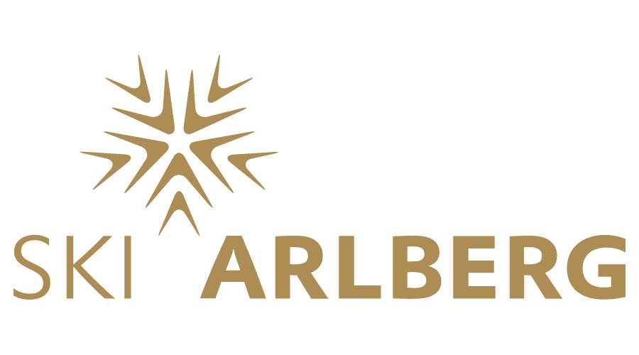 Ski Arlberg Logo Vector