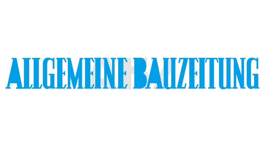 Allgemeine Bauzeitung ABZ Logo Vector