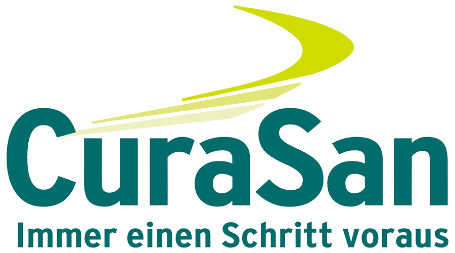 CURA-SAN Bandagist GmbH Logo Vector