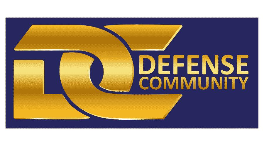 D.C. Defense Community Logo Vector