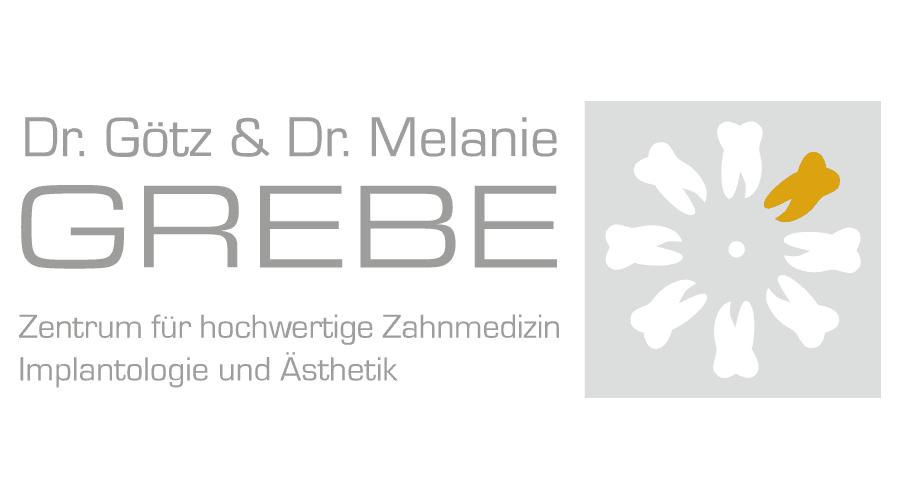Dr. Götz Grebe und Dr. Melanie Grebe Logo Vector