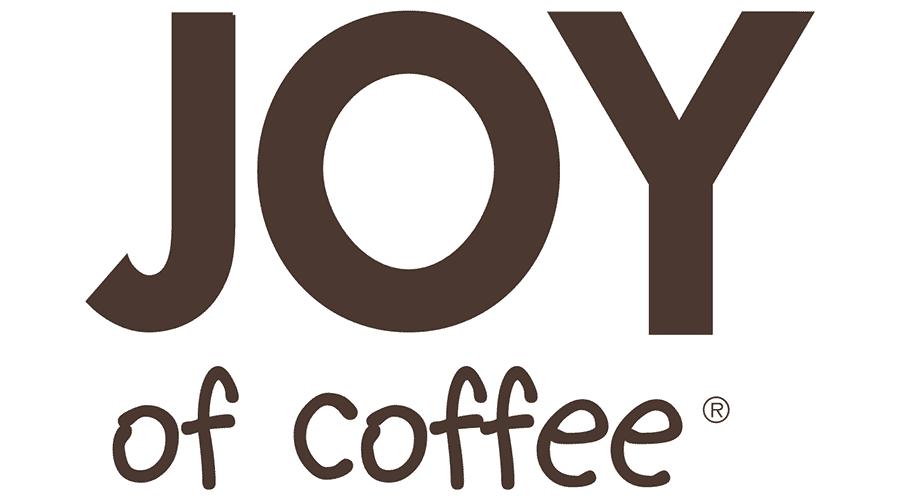 Joy of Coffee Logo Vector