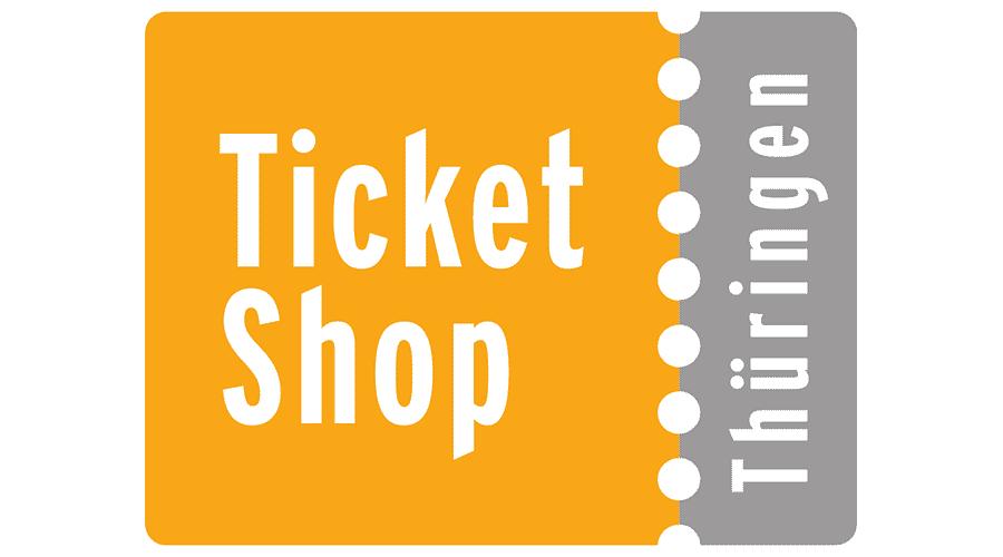 Ticket Shop Thüringen Logo Vector