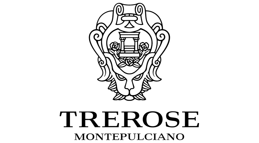 Trerose Montepulciano Logo Vector