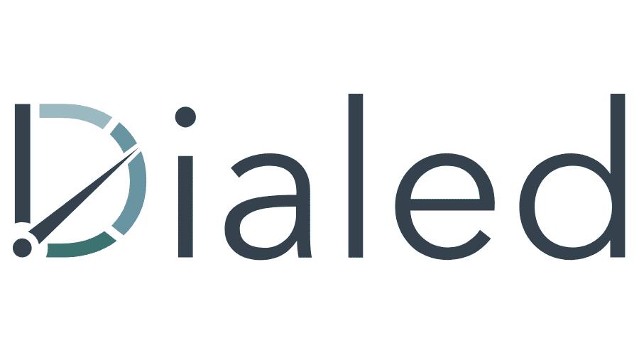 Dialed.ai Logo Vector