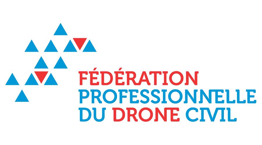 Fédération Professionnelle du Drone Civil Logo Vector