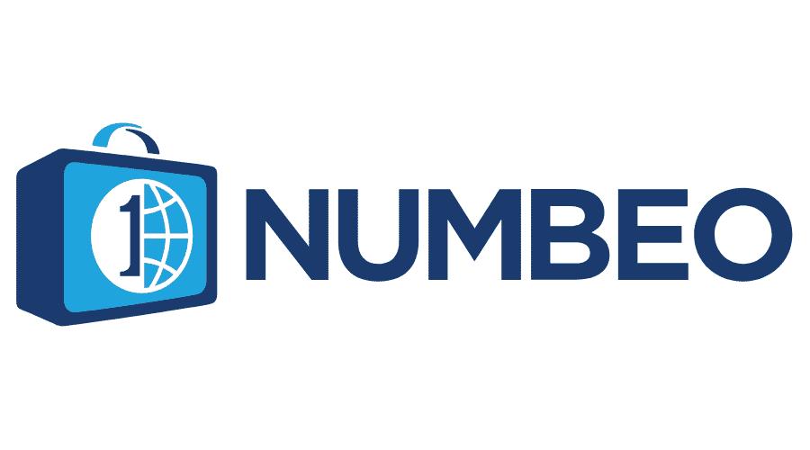 Numbeo Logo Vector